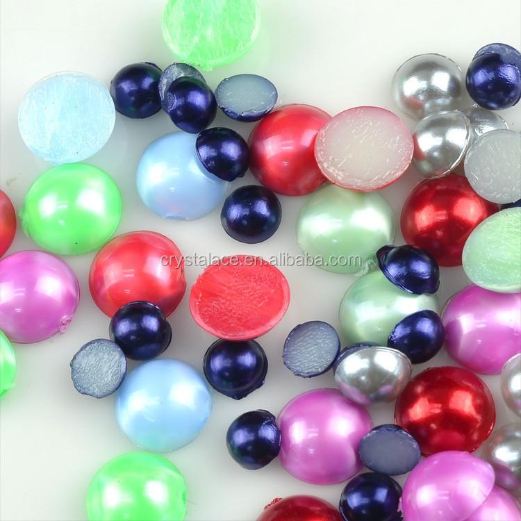 2mm Pérolas para decorações de unhas