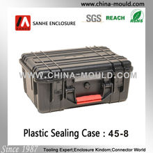 colorful hard plastic instrument equipment tool case