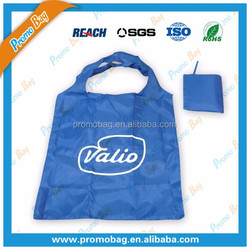 210T Polyester Foldable Shopping Bag Polyester Folding Bag