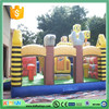 Wholesale inflatable fire truck bouncer