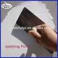 polvo de masilla para la pared/ capa de espuma / tira para capa de espuma para muros plastificados y techos