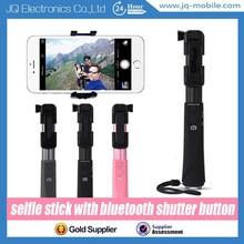 Aluminum+PC+ABS Best Material Quality Super Mini Portable Mobile Phone Selfie Pod,Bluetooth Handheld Selfie Stick Monopod