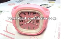 Fashionable silicone original jelly watch 2012 for gifts