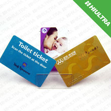 NFC NTAG203 rfid contactless smart card from HANYUE(16 years factory)