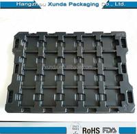 Plastic ESD tray