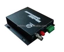 Analog Audio over Fiber, Analog Audio to Digital Audio Converter