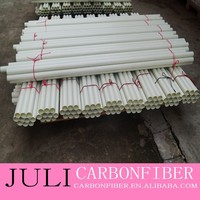 Best quality pultruded fiberglass tube, fiberglass round tube, electric fence fiberglass posts