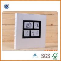 Leather Custom Logo Photo Album, Gift Photo Album, Promotional Photo Album