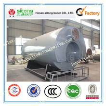 Competetive quality and price Pakistan WNS series oil fired steam boiler wns1.4-1.0-Y made by Sitong Boiler in China