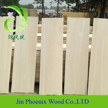 paulownia wood finger joint board made in China at a good price