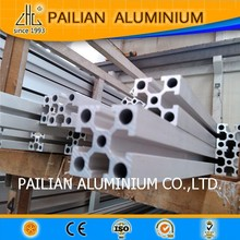 Wow!Polishing aluminium extrusion v slot,Foshan alloy 6063 6061 precise aluminium profile price per kg supplier