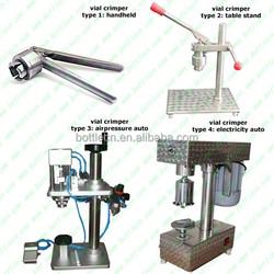 13mm sealer/ 20mm vial crimper/aluminium flip top cap crimper