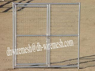 Galvanized Steel Dog Kennel(Factory)
