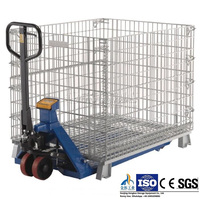 High Quality Foldable Steel Wire Mesh Cage with CE certificate