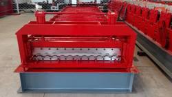 zinc corrugated making machine  cheap price