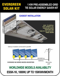 SOLAR ENERGY PV SYSTEM KIT HOME AND BUSINESS,CLEAN ENERGY MAXIMUM SAVINGS ON GRID SOLAR ENERGY KITALL WHAT YOU NEED TO SAVE ELE,