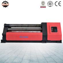 HOSTON export USA W12 press brake steel sheet bending machine,cnc steel sheet roller machine