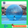 blue color giant water hamster ball,floating water ball for kids