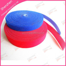 popular waterproof heavy duty colorful back to back velcro strap