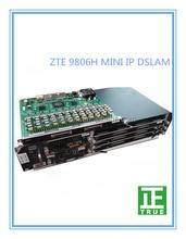 ZTE 9806H Voice ADSL ADSL2+ VDSL SHDSL ASTEC VSTDC ATLCI 48 Port MINI IP DSLAM