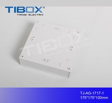 PC ABS plastic outdoor battery electrical enclosure waterproof junction boxes