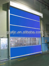 Guangzhou high speed PVC rolling door,Guangzhou high speed door, guangzhou cn automatic door manufacturer