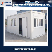 Hot selling low cost container house hotel made in China
