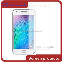 High quality Ultra clear wholesale 9H 0.3mm 2.5D tempered glass film screen protector for Samsung Galaxy J5