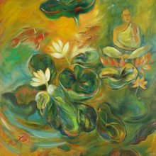 Feng Shui- Sacred Moment