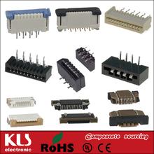 Good quality 0.5mm pitch ffc/fpc UL CE ROHS 260 KLS