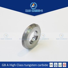high quality butterfly ball valve seat ring , fully welded puller carbide valve