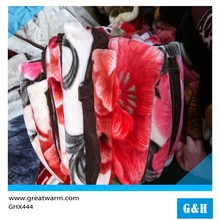 Wholesale stock blanket factory manufacturers china for baby