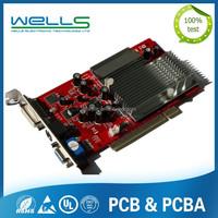 Digital satellite receiver PCBA board