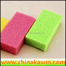 Household Cleaning foam glass cleaning pumice sponge to USA in China (www.chinakason.com)