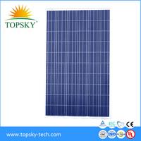 Best price per watt PV poly solar panel 300 watt polycrystaline solar panel