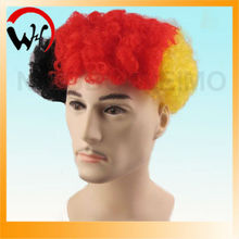 wholesale wig Germany fans party wig for world cup 2014