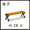 Best selling cast iron and wood garden bench park bench (QX-144A)