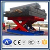 Low price ,convenient,stationary scissor type hydraulic lifting platform