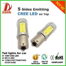 DC12v Dual colors high power car led tail lamp tuning light 1156 1157 led car light
