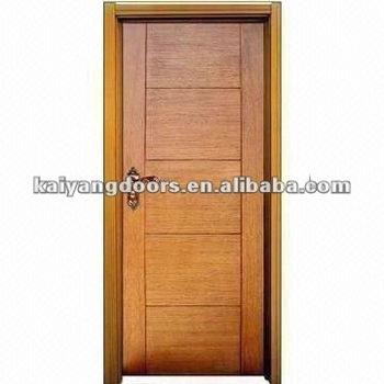 Kaiyang dubai doha interior hotel oak teak veneer flush - Peinture porte bois interieur ...