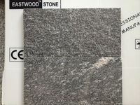 Jet mist black granite,cosmic black granite