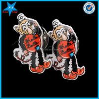 Custom lapel pins no minimum for wholesale