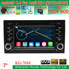 Dual-core Android 4.4.4 System Car Radio for Audi RS4 2002-2008 with WIFI 3G GPS Bluetooth Trade Assurance Supplier