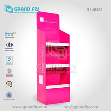 Beautiful 3 Tires Floor Displays of good quality and bearing requirements