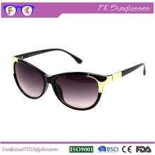 Manufacturers Looking for Distributor 2016 Mix Metal Kiss Sunglasses