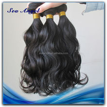 Wholesale Price High Quality Virgin Indian Wavy