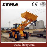 front end loader 5 ton wheel loader similar to XGMA 5 ton front end wheel loader