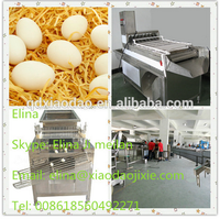 High Capacity Stainless Steel Hen Egg Peeler/Automatic Egg Peeling Machine/Boiled Chicken Eggs Shelling