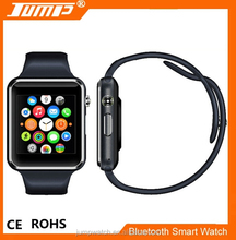Shenzhen new arrival fashion built in 2.0MP camera android wifi smart mobile watch