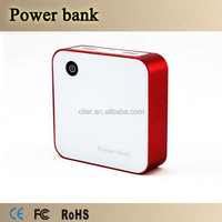 OLIER 2015 7800mAh Battery Charger for Mobile Phone Digital Display 7800mAh Power Bank